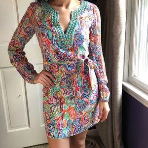 Silk Dress RARE